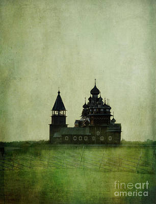 Photograph - Kizhi Pogost by Elena Nosyreva