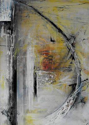 Painting - Klang - Klant by Ralph Levesque