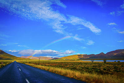 Photograph - Klein Karoo South Africa by Carmen Tosca