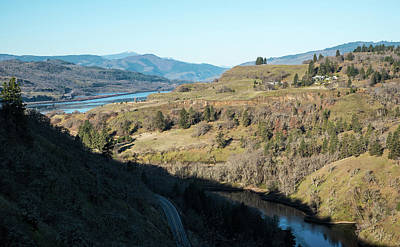 Photograph - Klickitat And Highway 142 by Tom Cochran