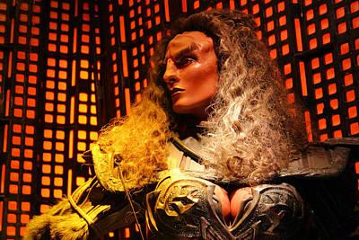 Klingon Wall Art - Photograph - Klingon by Kristin Elmquist