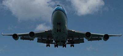 Photograph - Klm Boeing 747 by Christopher Kirby
