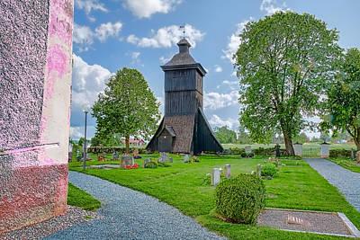Photograph - Klockstapel - Bell Building by Leif Sohlman