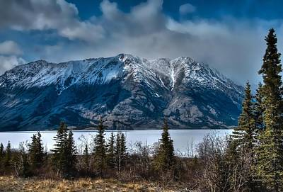 Photograph - Kluane Country - Yukon Territory - Canada by Dyle Warren
