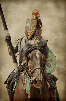 Photograph - Knights Tale by Steve McKinzie