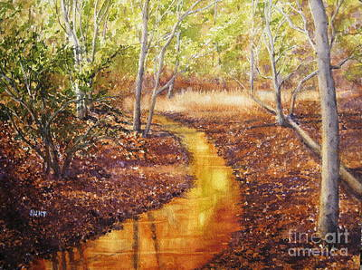 Painting - Knob Creek by Shirley Braithwaite Hunt