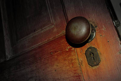 Photograph - Knob Of Old by Troy Stapek
