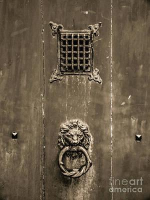 Photograph - Knock Knock by Lexa Harpell