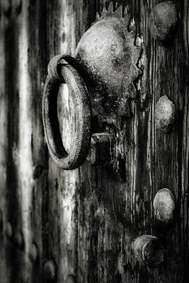 Photograph - Knock, Knock by Mark David Gerson