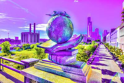 Knowledge, Space, Aquatics Summertime Vibe Original by Eric Formato