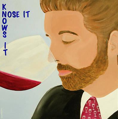 Knows It, Nose It Original