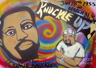 Knuckle Up Original by Tony B Conscious
