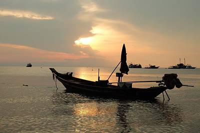 Photograph - Ko Tao In Evening by Tamara Sushko