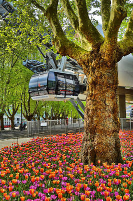 Koblenz Cable Car. Germany. Original by Andy Za