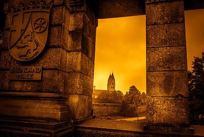 Photograph - Koblenz Church by John Johnson