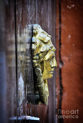 Photograph - Kocker Of Woman by Stephan Grixti
