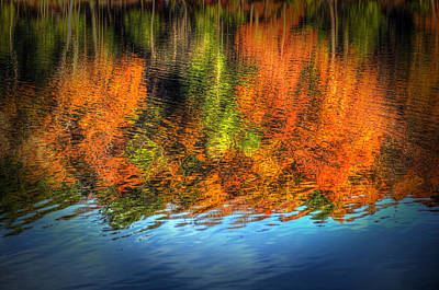 Whats Your Sign - Kodachrome Autumn by Patrick Groleau