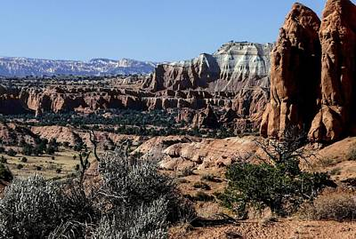 Photograph - Kodachrome Basin Panorama by NaturesPix
