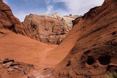 Photograph - Kodachrome Basin Panorama Trail by Jennifer Ancker