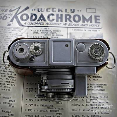 Photograph - Kodachrome Weekly by DJ Florek
