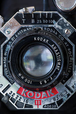 Photograph - Kodak 01 by Edgar Laureano