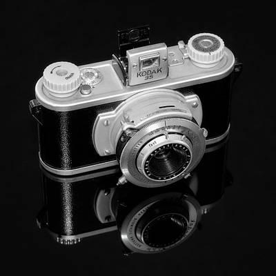 Kodak 35 Camera Art Print