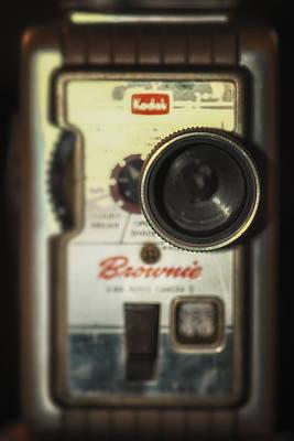 8mm Photograph - Kodak Brownie 8mm Movie Camera 1 by Michael Demagall