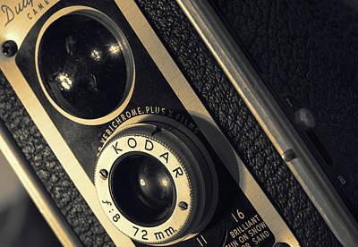 Photograph - Kodak Duaflex II by Mike Eingle