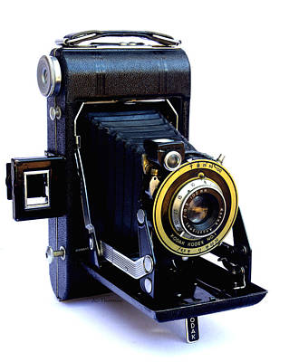Photograph - Kodak Vigilant Six 20 by James C Thomas