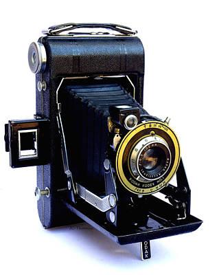 Photograph - Kodak Vigilant Six 20 by James C Thomas