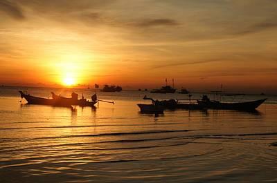 Photograph - Koh Tao Island In Thailand by Tamara Sushko