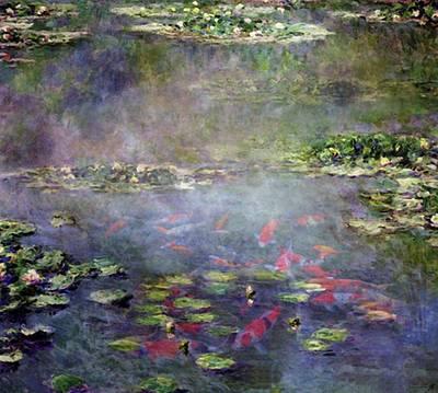 Koi N Pond Original