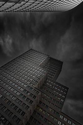 Photograph - Kollhoff-tower I by Rolf Mauer