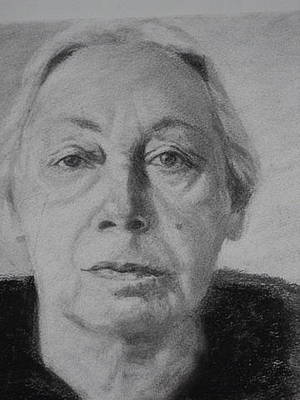 Painting - Kollowitz by Marcia Hochstetter