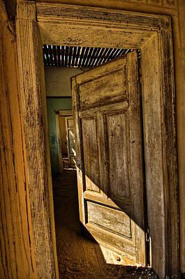 Kolmanskop I Art Print by Andy-Kim Moeller