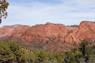 Photograph - Kolob Canyon - 2  by Christy Pooschke