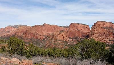 Photograph - Kolob Canyon  by Christy Pooschke