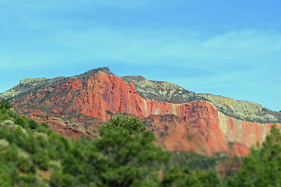 Photograph - Kolob Canyon No. 20-1 by Sandy Taylor