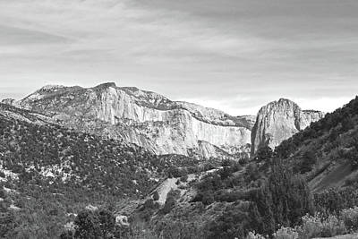 Photograph - Kolob Canyon, Zion National Park No. 10-1 by Sandy Taylor