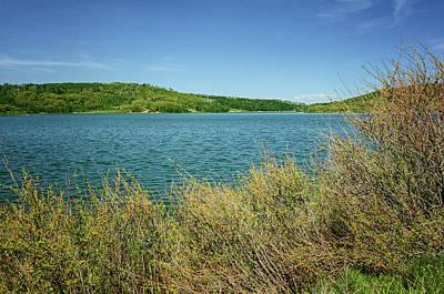 Photograph - Kolob Reservoir by Susan McMenamin