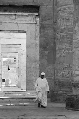 Photograph - Kom Ombo Temple by Silvia Bruno