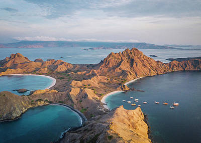 Photograph - Komodo National Park by Evgeny Vasenev