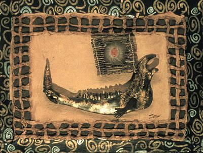 Kon Tiki Art Print