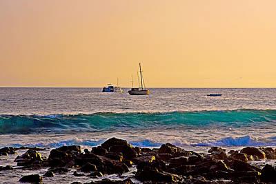 Photograph - Kona Coastal Still Life by Robert Meyers-Lussier