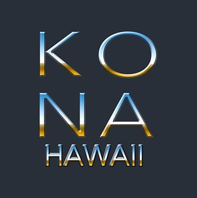 Photograph - Kona Hawaii by Bill Owen