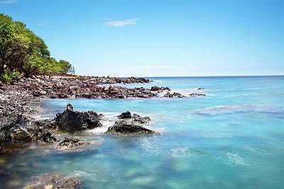 Photograph - Kona Hawaii Reef by Joe Belanger