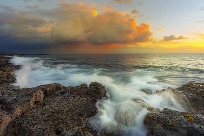 Photograph - Kona Rush Hour by Ryan Manuel