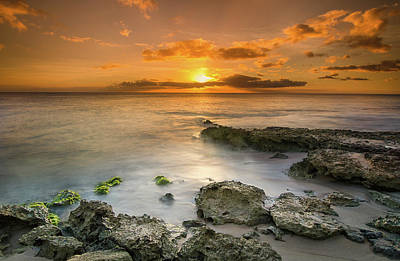Photograph - Koolina Sunset At The Cove by Tin Lung Chao