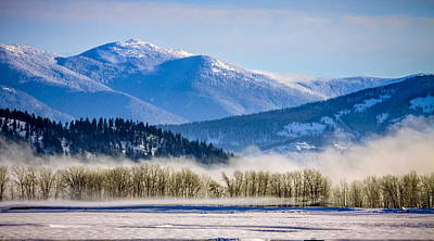 Photograph - Kootenai National Wildlife Refuge II by Albert Seger