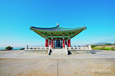 Photograph - Korean Bell Of Friendship by David Arment